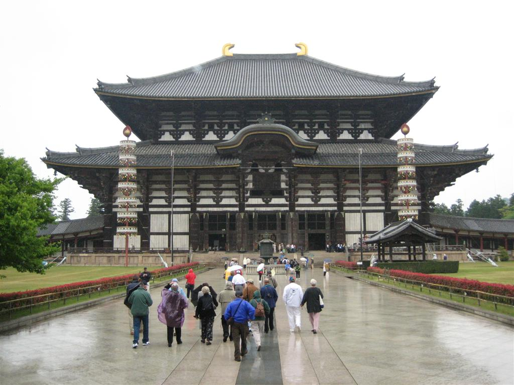 Patrimonio de la Humanidad en Asia y Oceanía. Japón. Monumentos históricos de la antigua Nara.