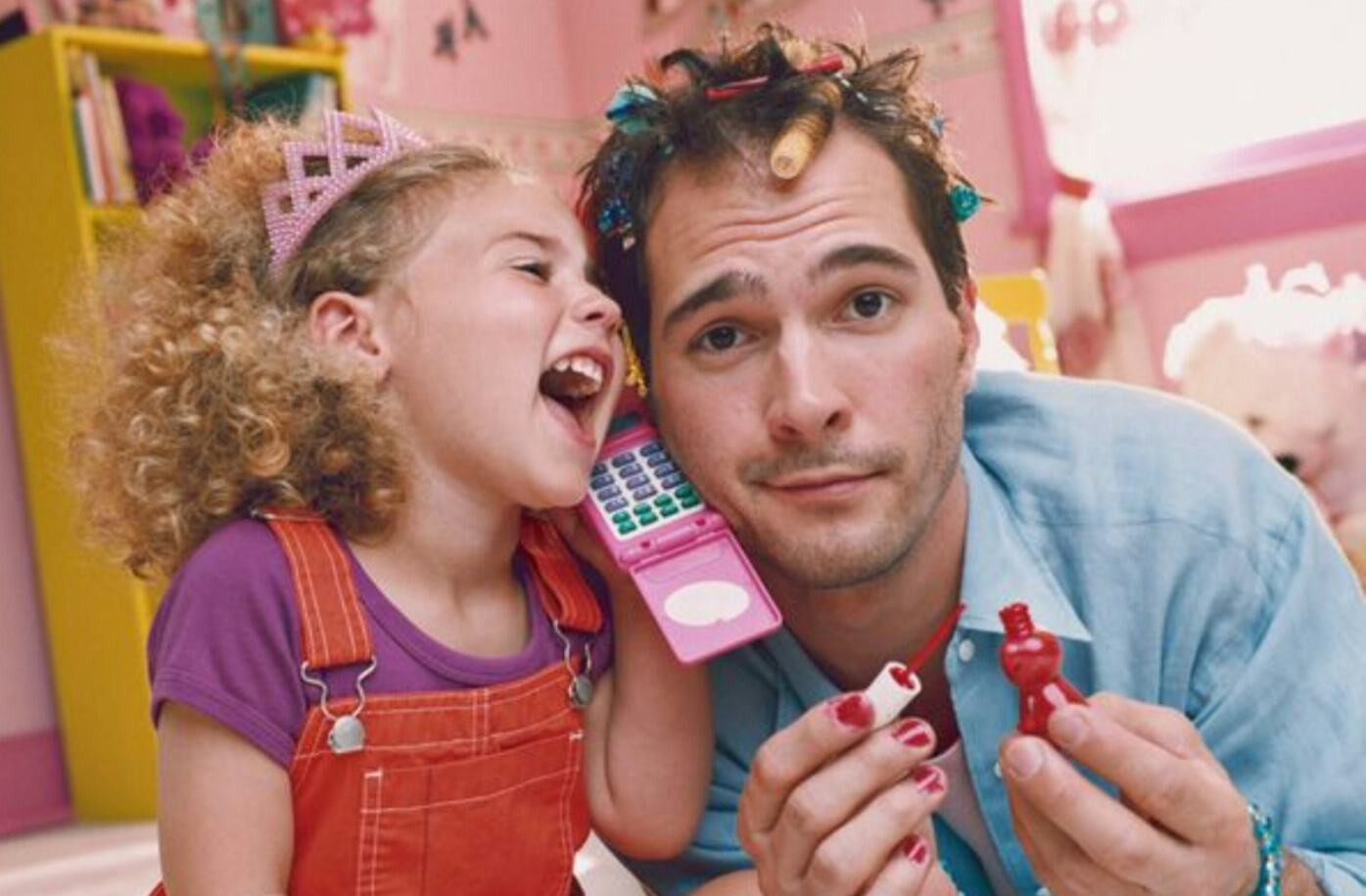 What does it mean to be a girl's dad?