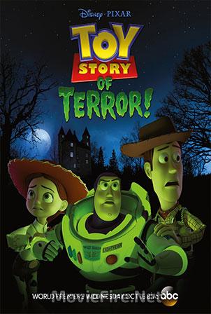 Toy Story of Terror (2013) 1080p