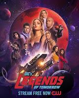 Huyền Thoại Của Tương Lai Phần 7 - Legends Of Tomorrow Season 7