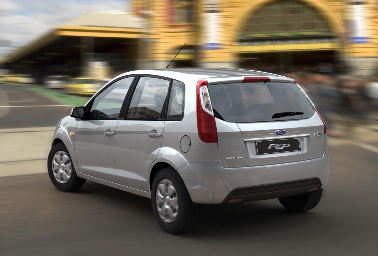 Autos: Ford Fiesta Ikon Hatch (Figo)
