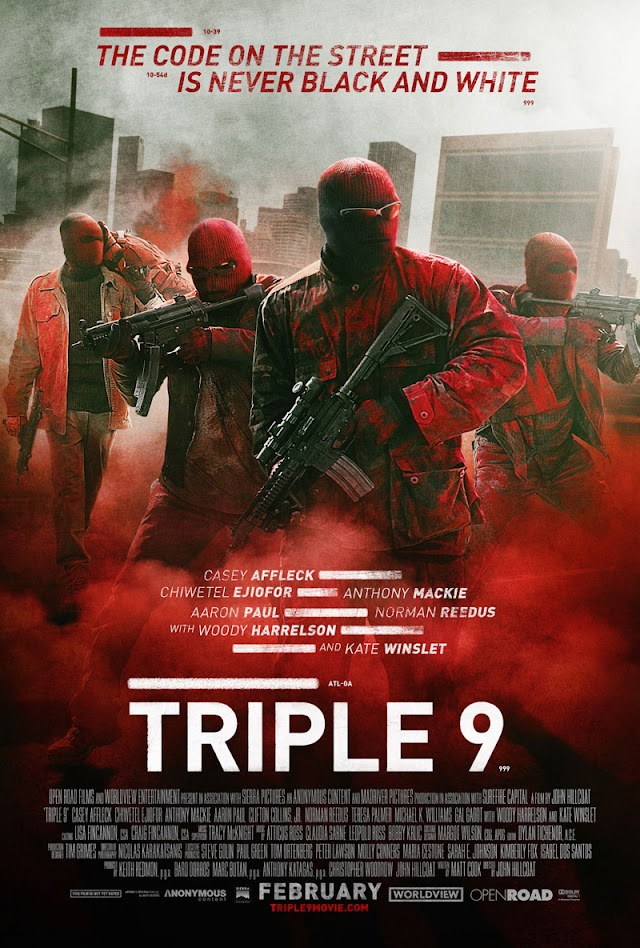 Triple 9 2016 Full Movie Free Download - Watch Online HD