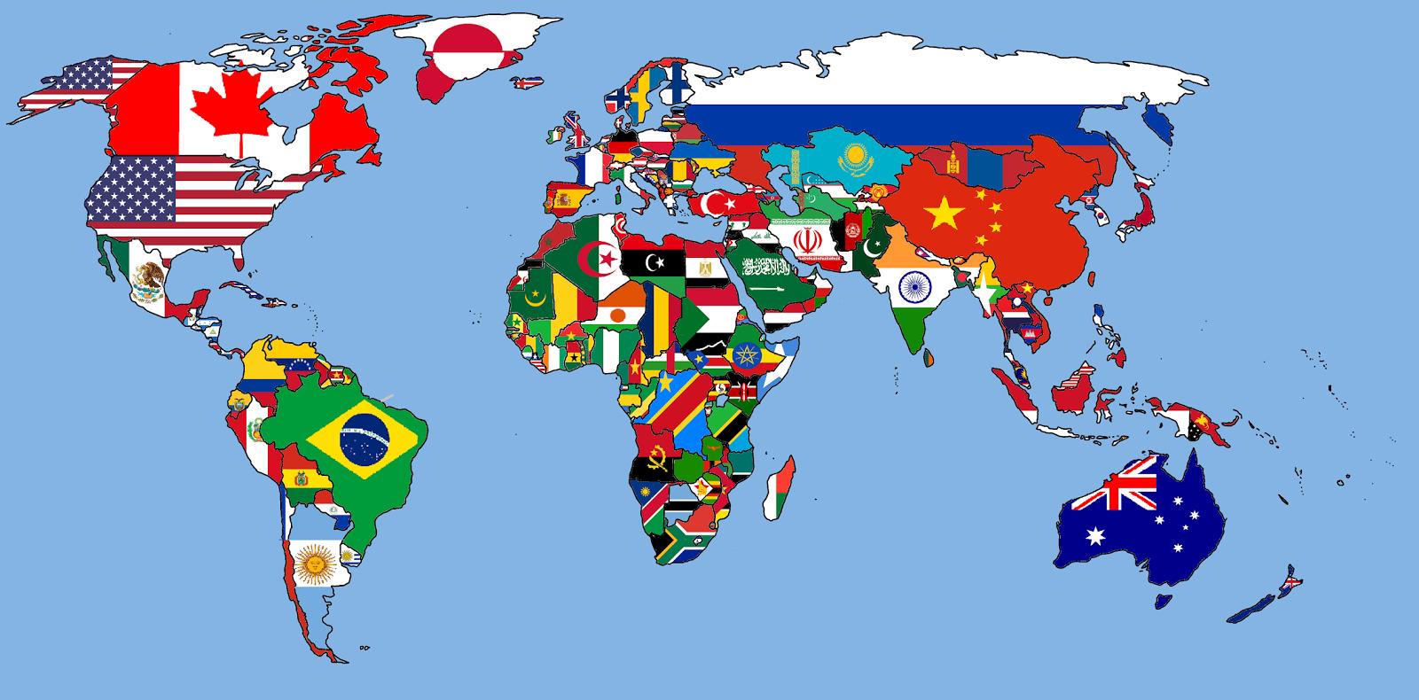 50 Mapas Que Cambiarán Tu Forma De Ver El Mundo