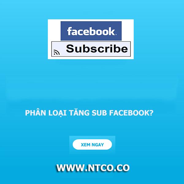 phan loai tang sub facebook ?