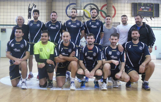 Volley: Επιστρέφει η ανδρική ομάδα του ΑΟ Κύδων