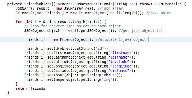 nascent: android คุย(ติดต่อ)กับ php ผ่าน json