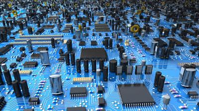 pabrik elektronik di Bekasi