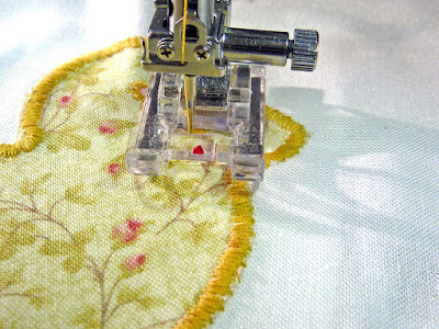 Insights to Fusible Applique and How to apply it?