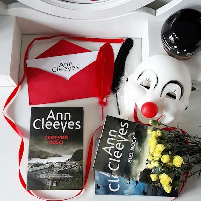 Ann Cleeves - Czerwień kości