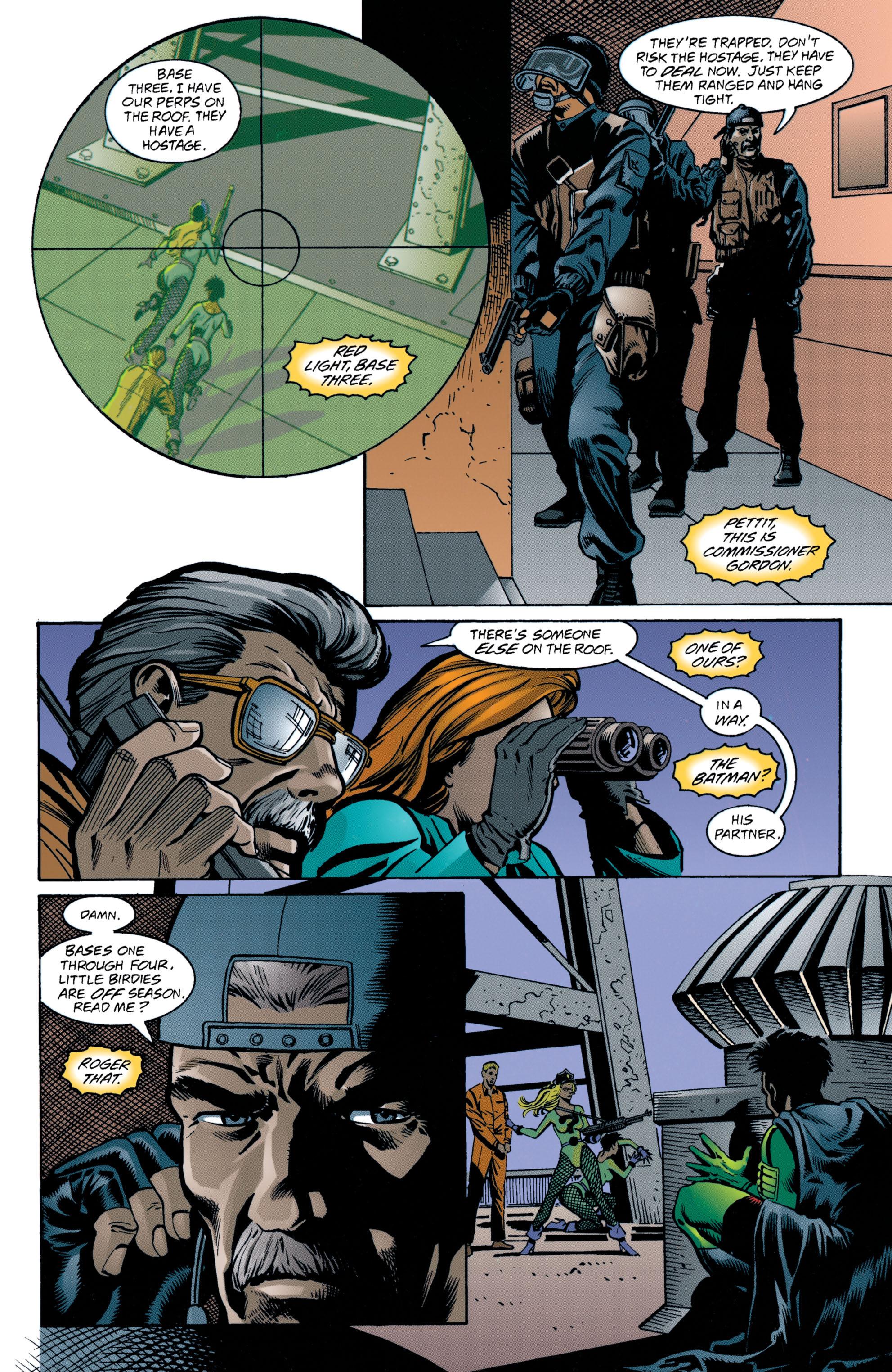 Detective Comics (1937) 705 Page 10
