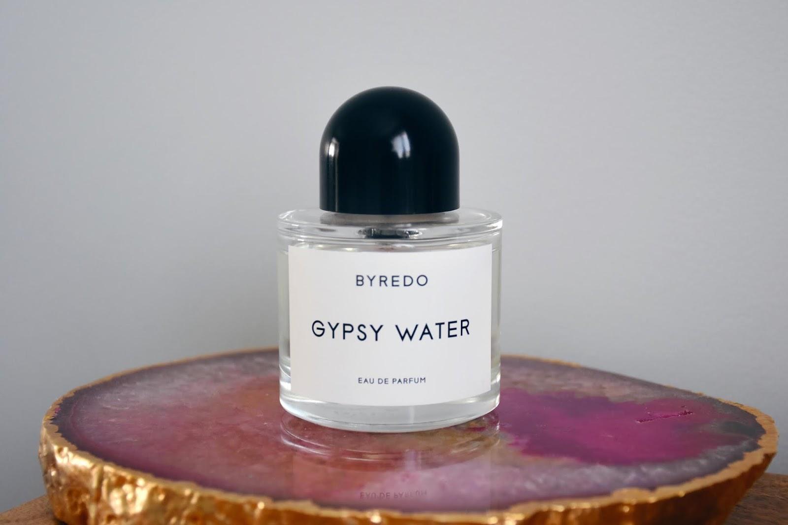 Gypsy Water Perfume & Kabuki ||  Review
