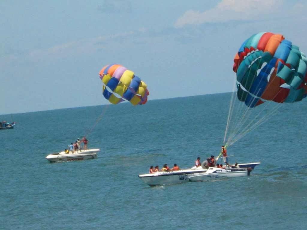 Water-sport activities Goa
