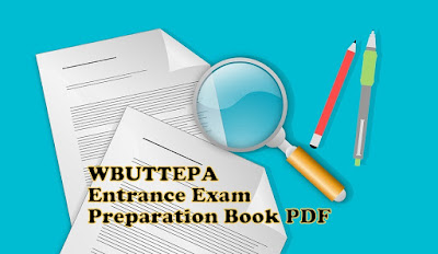West Bengal B.ed Entrance Exam Preparation Book Pdf Download 2019