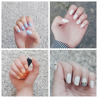 Clothes & Dreams: Instadiary: Nail art