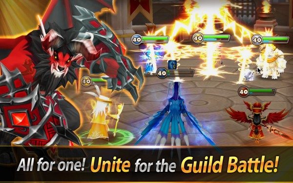 Summoners War MOD Full Unlocked Characters Apk Android Latest Update Free Download