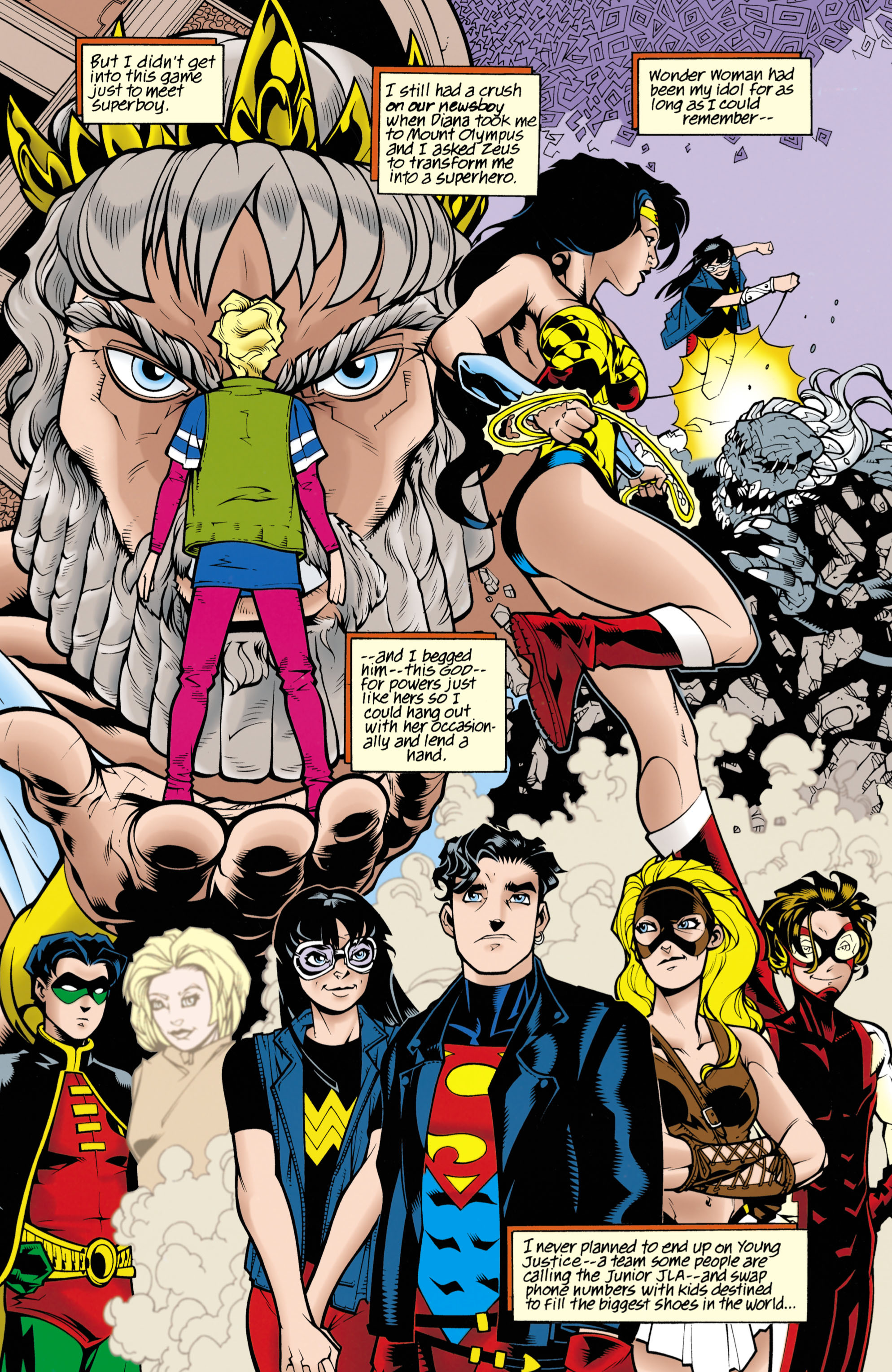 Read online Wonder Woman (1987) comic -  Issue #153 - 6