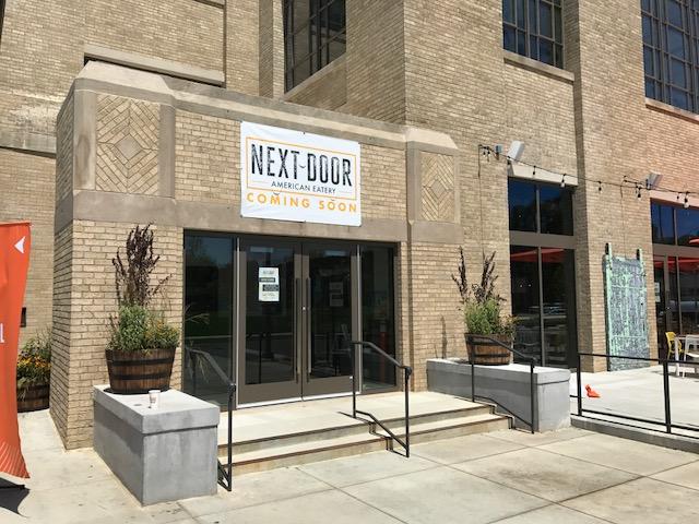 Vegan Crunk: Bluff City Vegan Eats: Next Door American Eatery