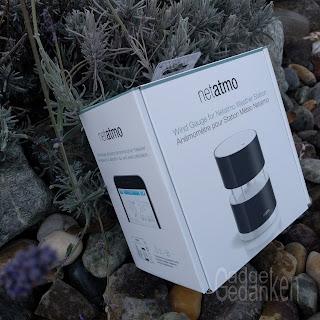 Netatmo Windmesser - Verpackung