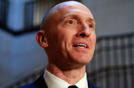 Carter Page rips 'sleazeball' spy behind Trump dossier