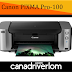 Canon PIXMA Pro-100 Printer Driver Download - For Mac, Windows And Linux