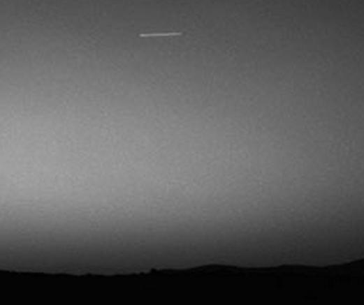 UFO mania: NASA confirms: UFO Image captured by Spirit ...