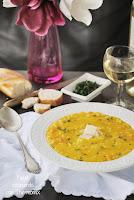 Arroz meloso de calabaza con caldo de zanahoria Aneto-neus-cocinando-con-thermomix