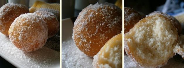 Resepi Donut Ball - Resepi Cik Bee