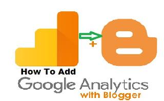 Add Google Analytics With Blogger