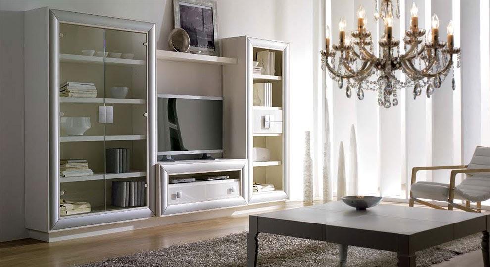 Tienda muebles modernos muebles de salon modernos salones - Muebles para el salon ...