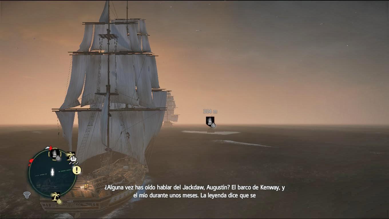 El Lobo Solitario: Review: AC4 BF: Freedom Cry