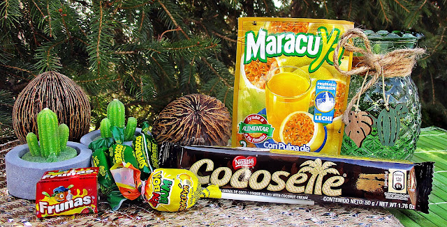 kolumbianische Süßigkeiten