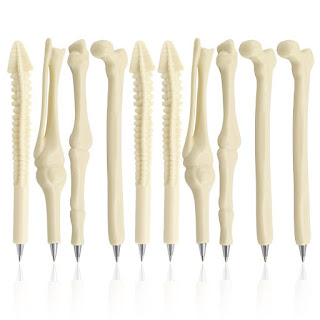 Bone Design BallPoint Pens