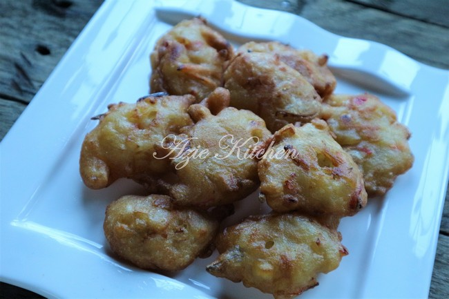 Resepi Goreng Pisang Rangup Azie Kitchen - Surasmi L