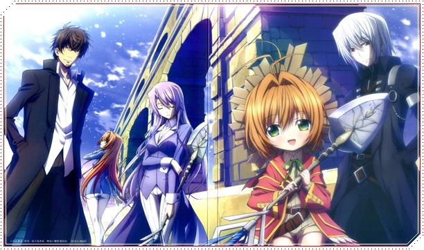 Descargar Kamisama no Inai Nichiyoubi 12/12 MEGA 720p HD