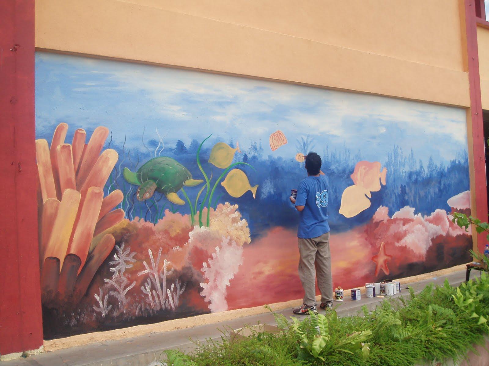 Pelukis Mural Shah Alam Pelukis Mural Lukis Mural