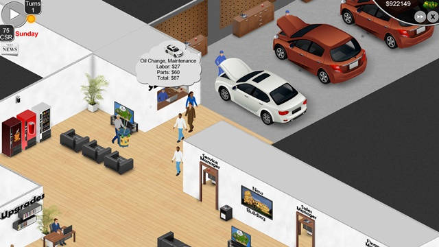 Auto Dealership Tycoon PC Game