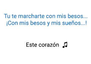 RBD Este Corazón significado de la canción.