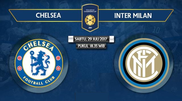 Chelsea FC vs Inter Milan Full Match & Highlights 29 July 2017