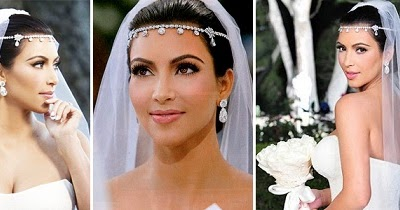 Most Celebrity Wedding Hairstyles The Fashion Styles