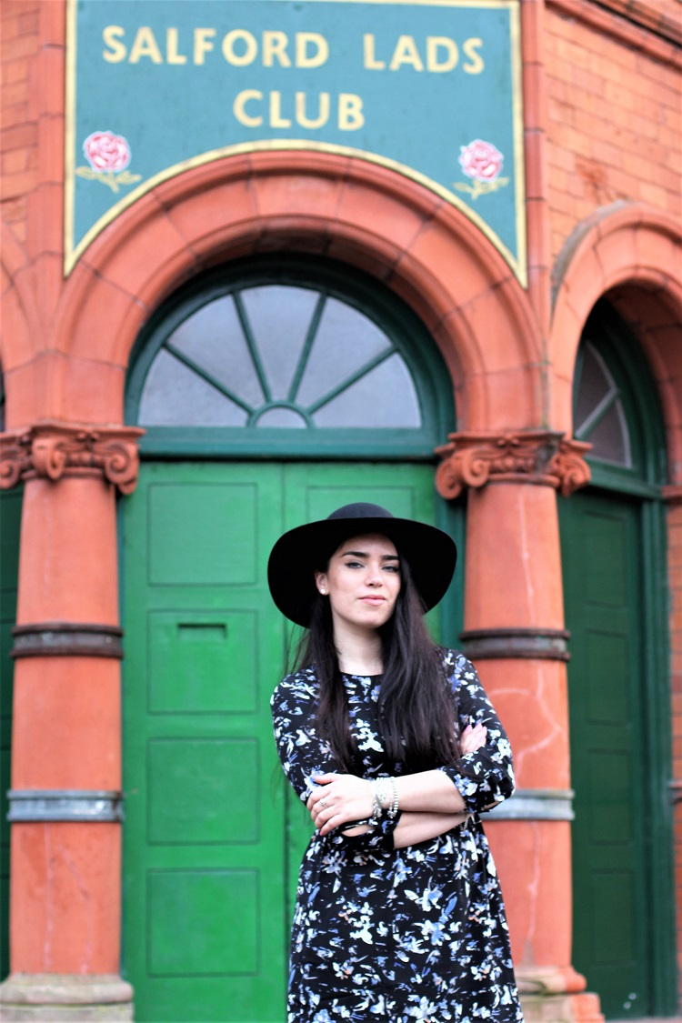 Emma Louise Layla at Salford Lads Club, Manchester weekend - UK travel blog