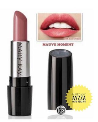 Mary Kay Gel semi matte lipstick Mauve Moment  terbaik