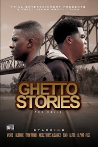 Ghetto Stories Poster