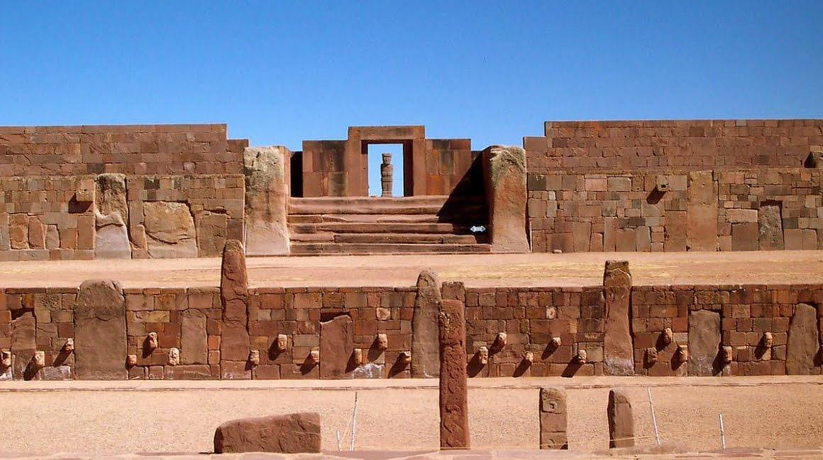 Bolivia: Scoperta città sotterranea preispanica a Tiwanaku con una Piramide.