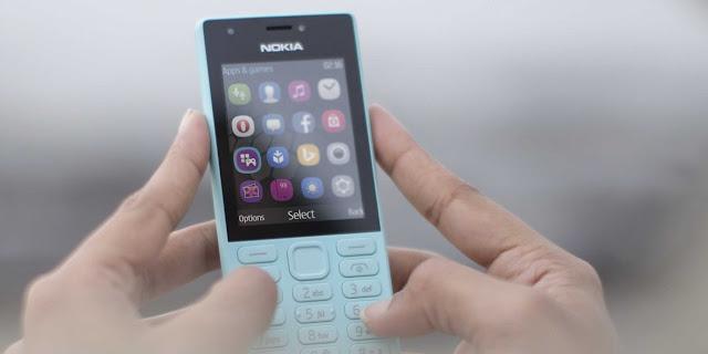 Batre Tahan Hingga 19 Hari, Nokia 216 Resmi Beredar di Indonesia Dengan Harga 400 Ribuan Saja