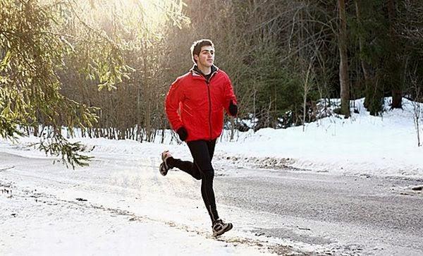Τρέξιμο τον χειμώνα: Κρύο, καιρός για… αερόβιο