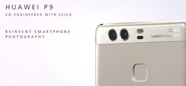 Huawei P9 ternyata tidak menggunakan kamera asli Leica