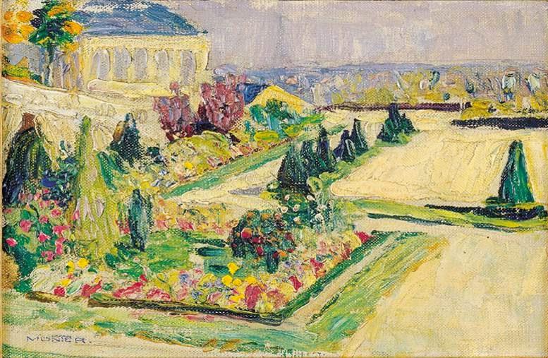 pinturas de paisagem