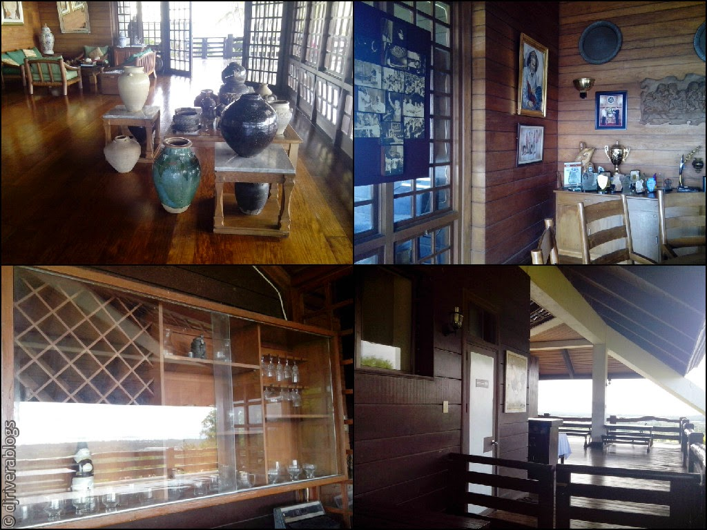 Inside Mitra's Ranch