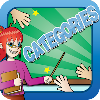 Categories learning center app