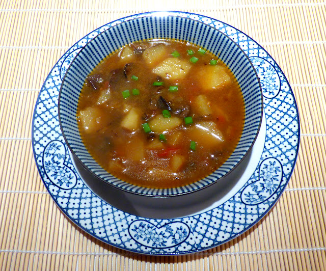 vegetarian soup, vegan soup recipe